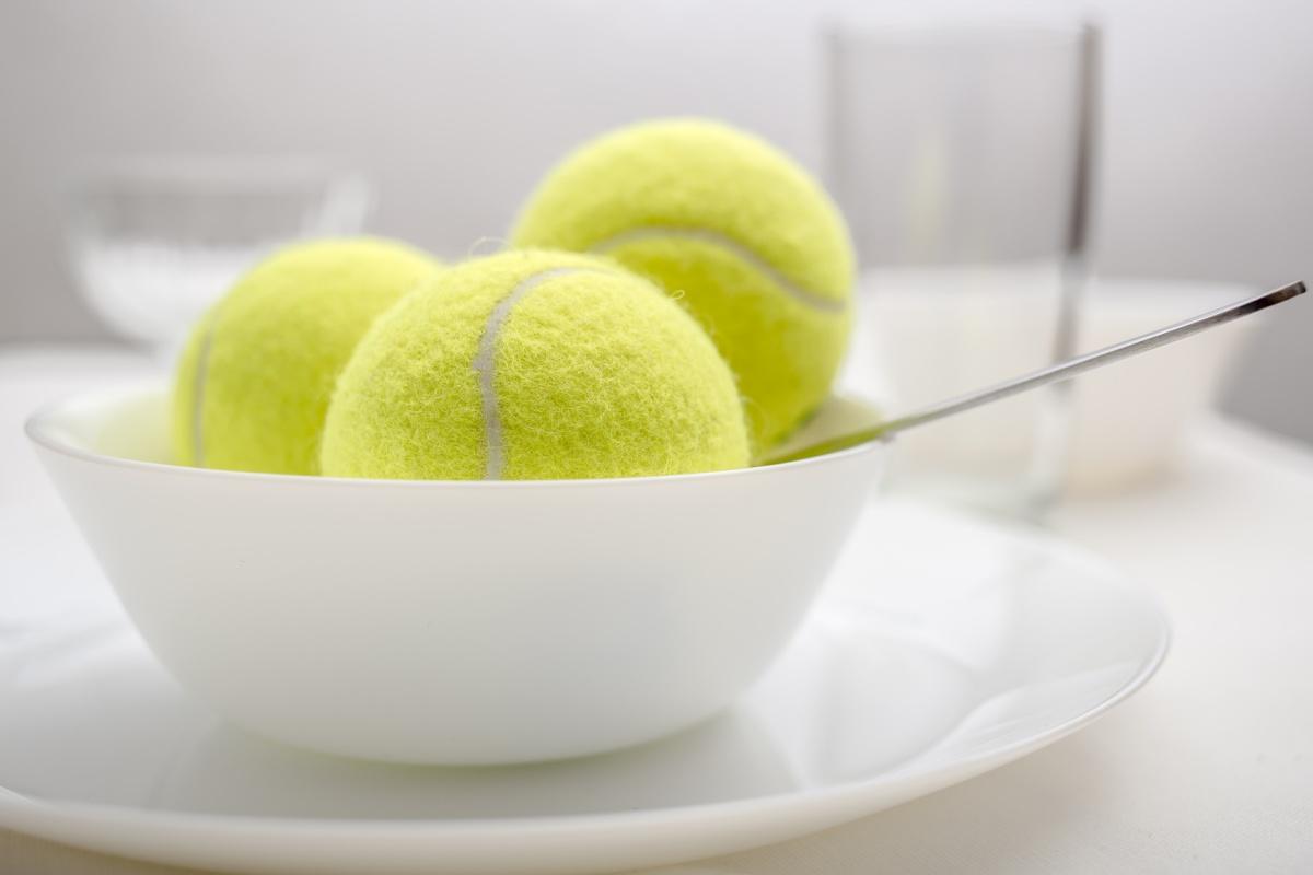 Żywienie w tenisie - moja współpraca z profesjonalnym dietetykiem